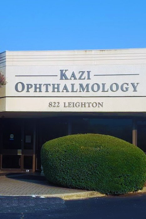 Kazi Ophthalmology in Anniston, AL